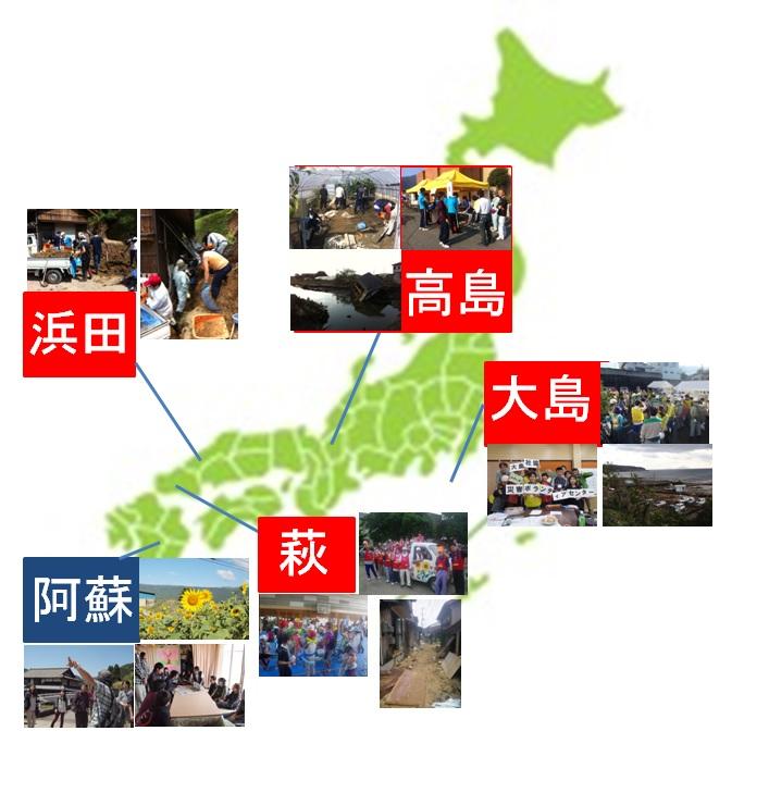 2013年活動経歴