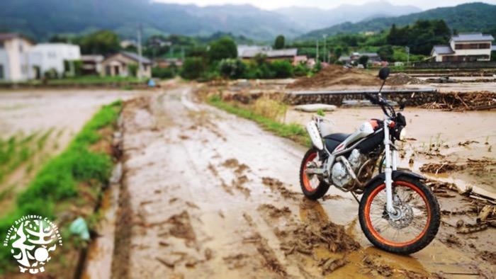 泥とバイク2